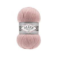 Пряжа для вязания  Superlana Tig, цвет 161, 25% -шерсть , 75%-акрил