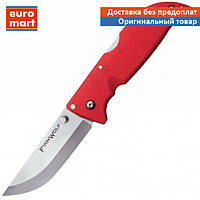 Нож складной Cold Steel Finn Wolf  (длина: 200мм, лезвие: 89мм), красный