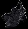Кроссовки женские Nike Air Max 720 Чёрные