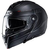 Мотошлем HJC i90 Davan (чёрный)