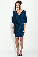 Платье женское 115R169 цвет Электрик