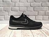 Мужские кожаные кроссовки Nike Model -N21 размеры 40 41 42 43 44 45, фото 2