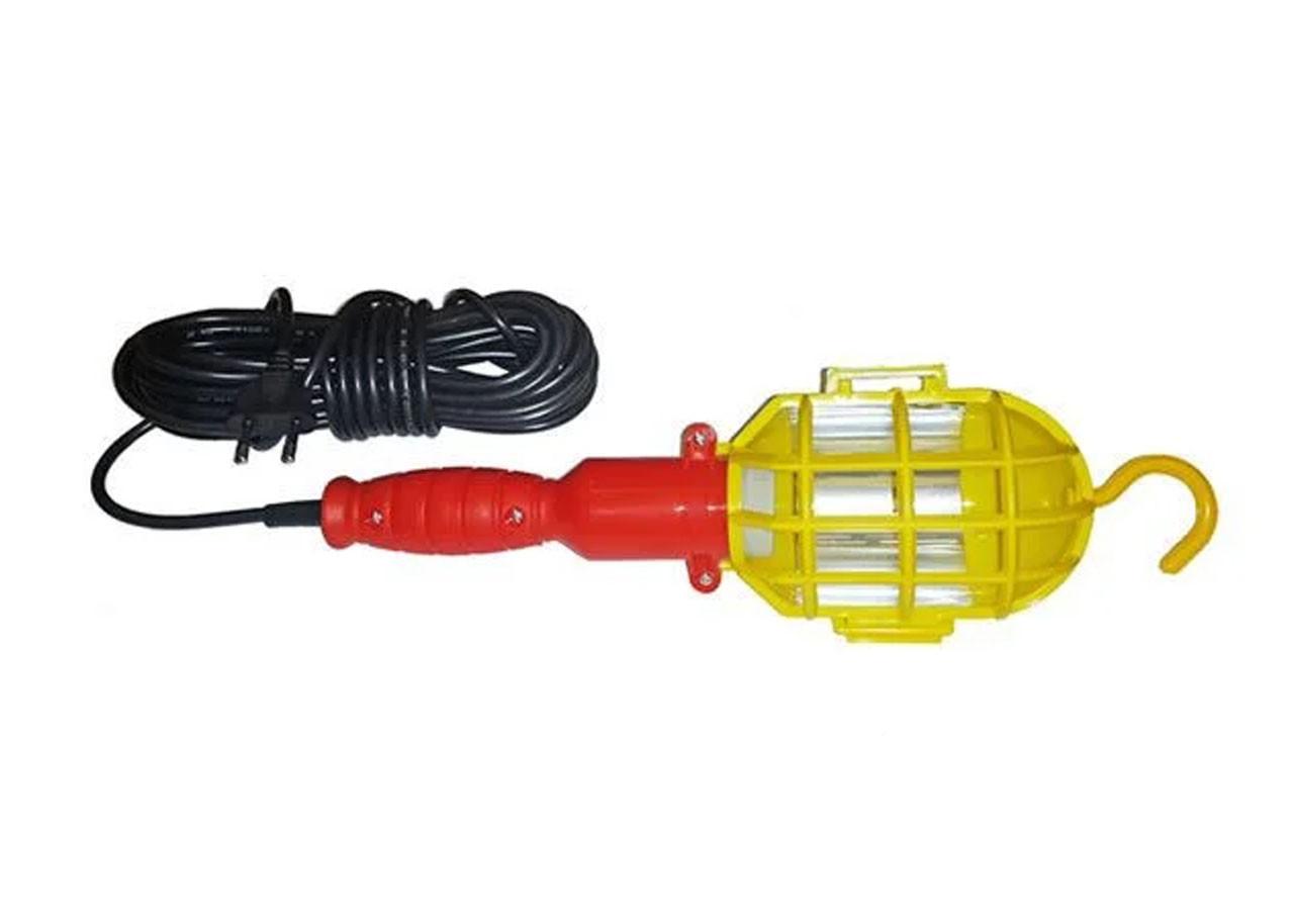 Переносной бытовой светильник (Лампа с шнуром)
