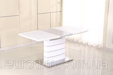 Стол Хьюстон MINI White DT-9123