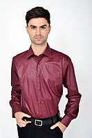 Рубашка 113RPass25 цвет Марсала