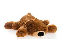 Большая мягкая игрушка медведь Умка 180 см коричневый