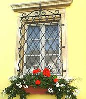 Решётки на окна 15