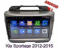 Автомагнитола штатная Kia Sportage 2012-2015 Android 10.1 CPU T3 4/32 Gb, фото 1
