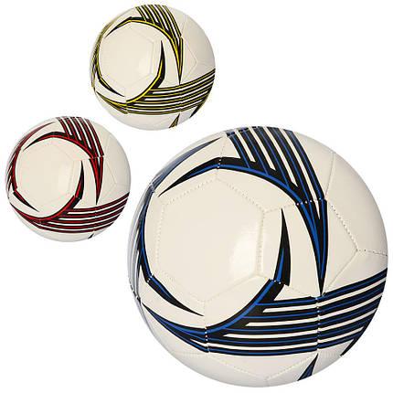 М'яч футбольний PROFI EN 3216 розмір 5 ПВХ 1,6 мм, фото 2