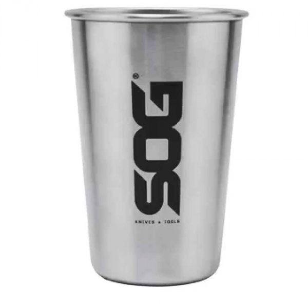Стакан SOG SS Pint (GL-08)