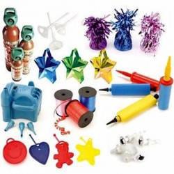 Аксесуари та обладнання для повітряних куль
