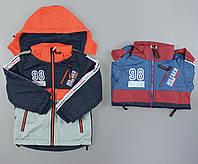 Куртка на флисе для мальчиков Grace оптом, 98-128 рр. Артикул: B86398, фото 1