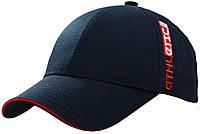 Бейсболка вышивка ATHLETIC (красный) темно-синий