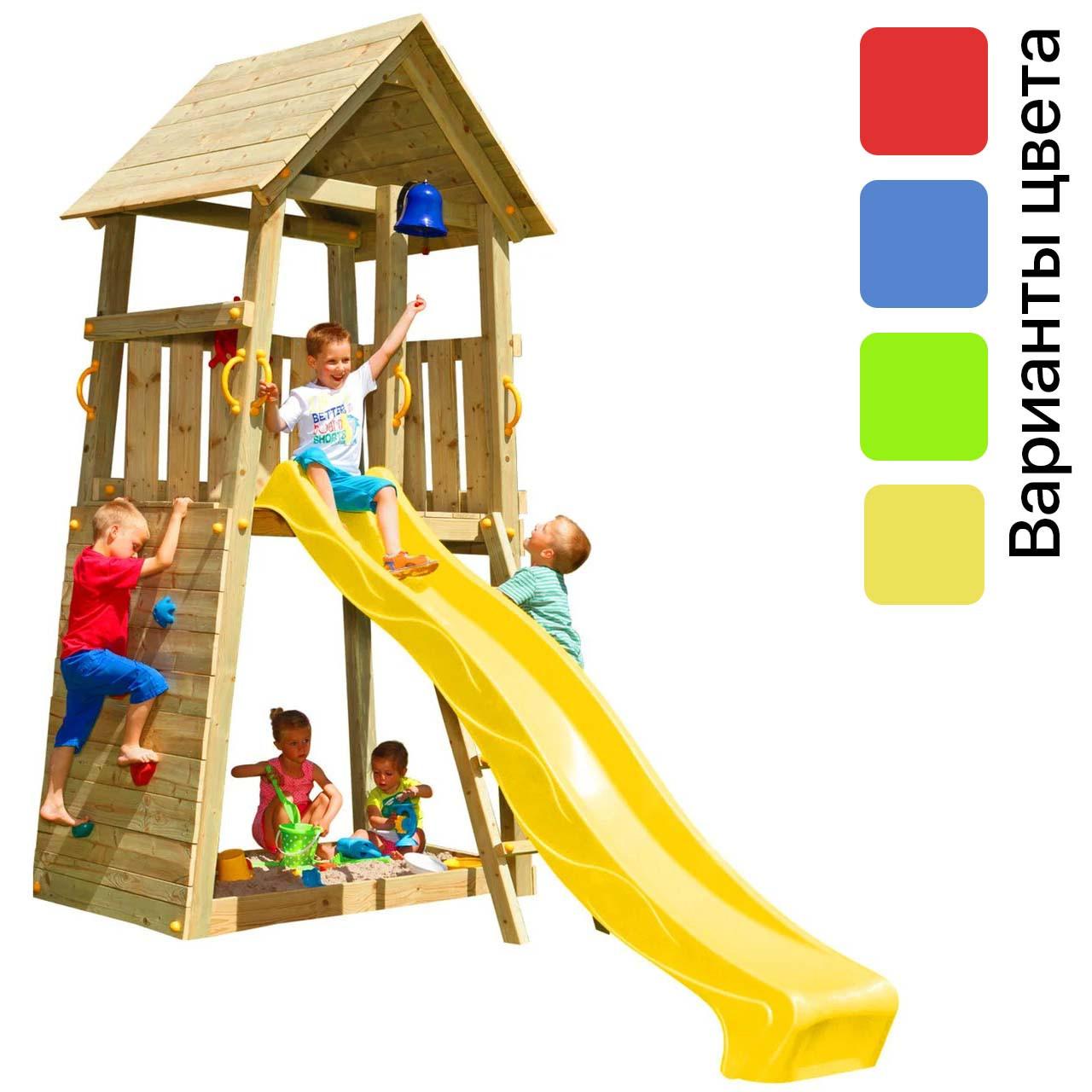 Детская игровая площадка KBT Blue Rabbit BELVEDERE (дитячий ігровий майданчик)