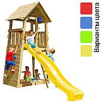 Детская игровая площадка KBT Blue Rabbit BELVEDERE (дитячий ігровий майданчик), фото 1