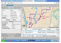 GPS Мониторинг транспорта онлайн