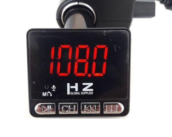 FM модулятор с Bluetooth HZ49 Good Idea (hub_HLUh89930)
