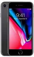 IPhone 8. 4.7''.3G.RAM 4GB.ROM 64GB,256GB.5 и 12мПикс.Корпус - металл+защ. плёнка на экран..Чёрно - серый