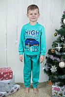 Пижама на мальчика (начес) разные цвета и рисунки
