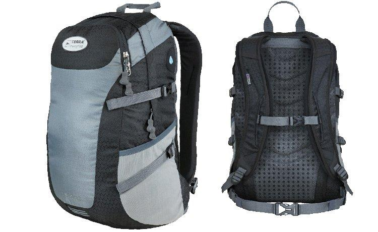 Рюкзак Terra Incognita Link 24 Black-Grey (TI-03972)