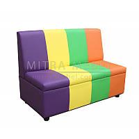Дитячий диван Тутті 1000*500*700h