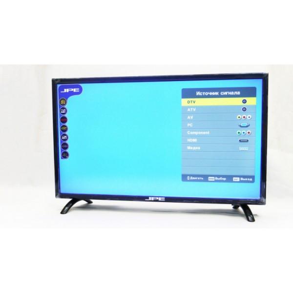 Телевизор JPE 24 DVB-T2 Black (hub_fhLL37326)