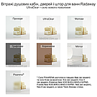Душевые двери Radaway Essenza Pro Gold DWJ, фото 9