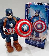 "Игрушка Робот ""Капитан Америка"" 23 см"
