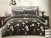 Полуторный комплект постельного белья (150 х 200) см Ночная Ромашка