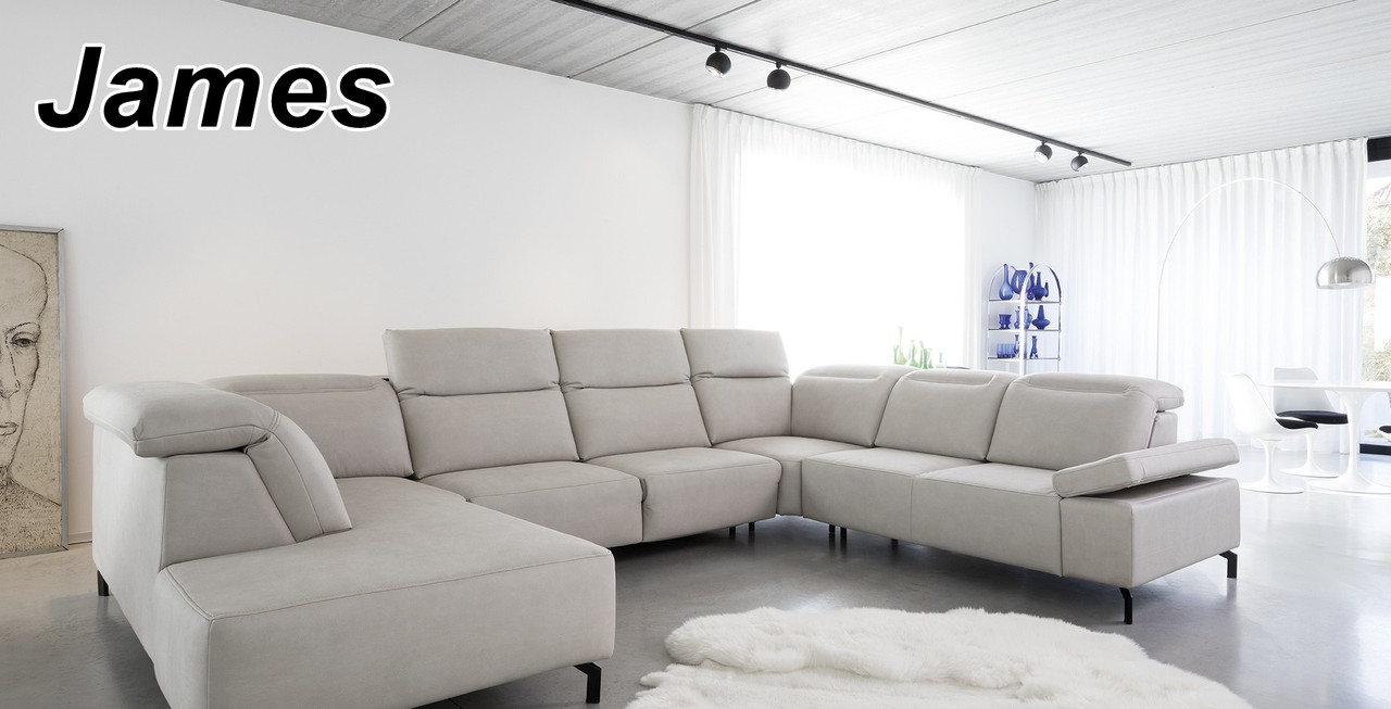 Модульный диван James/Джеймс