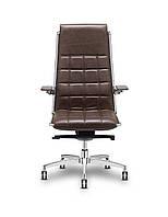 Кресло Vega hit для руководителя, кожаное, фото 1