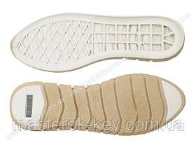Підошва жіноча Matera Бежева з білим розмір 36-40