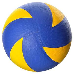 Волейбольний м'яч MS 0162 безшовний ламінований