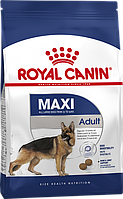 Royal Canin (Роял Канин) Maxi Adult Сухой корм для собак крупных пород 15 кг