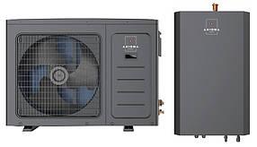 Тепловий насос AXIOMA energy Invertor+EVI AXHP-EVIDC-6, 6кВт 230В