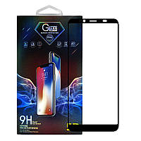 Защитное стекло Premium Glass 5D Full Glue для HTC U12 Life Black