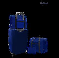 Дорожная сумка для ручной клади Coverbag электрик 40*25*20 см RyanAir