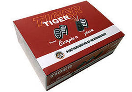 Автосигнализация Tiger Simple Plus
