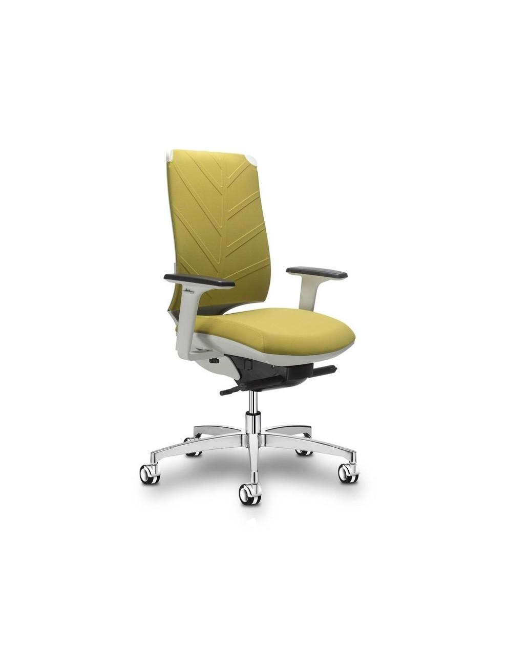 Кресло  Leaf для оператора, тканевое