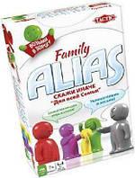 Настольная игра Tactic Семейный Алиас. Дорожная версия (Family Alias travel) (53374)