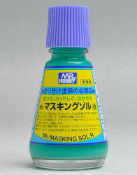 Mr. Masking Sol R 25ml (Gunze Sangyo M-133)