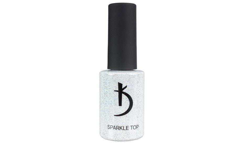 Sparkle Top - верхнє покриття для гель лаку з блискітками (7 мл) Kodi