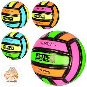 Волейбольний м'яч PROFI MS 2342 з сіткою і голкою