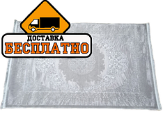 Ковер с бахрамой Judy115CD  размер 150х230 см серый