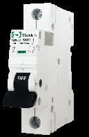 Модульный автоматический выключатель FB2-63 STANDART 1P 10А С 6кА Promfactor