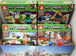 "Конструктор ""My World"""