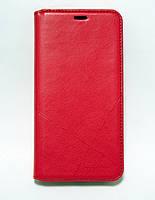 Чехол-книжка для смартфона Meizu M6S красная MKA