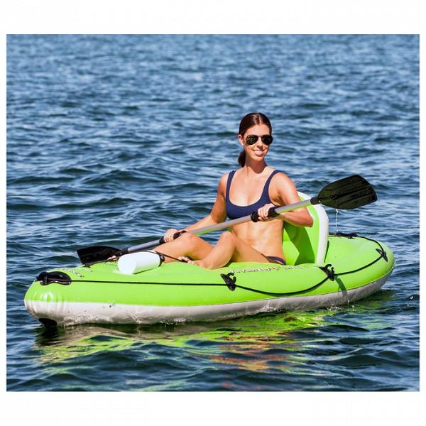 Надувная лодка- байдарка Каяк Bestway 65097