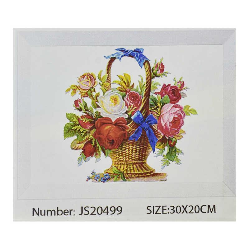 Алмазная мозаика JS 20499 (50) в коробке 30х20