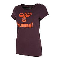 Футболка для девочек HUMMEL CLASSIC BEE WOMENS SS